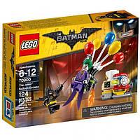 Конструктор Lego серия Batman Movie Побег Джокера на воздушном шаре 70900