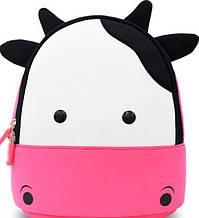 Милый рюкзачок коровка Nohoo NH034, розовый 3 л
