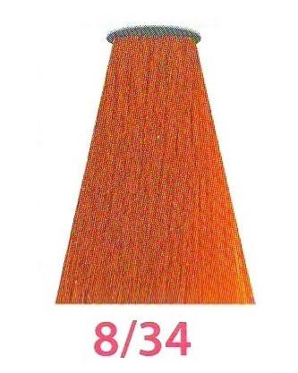 Краска 8/34 Медно - золотистый 60 мл