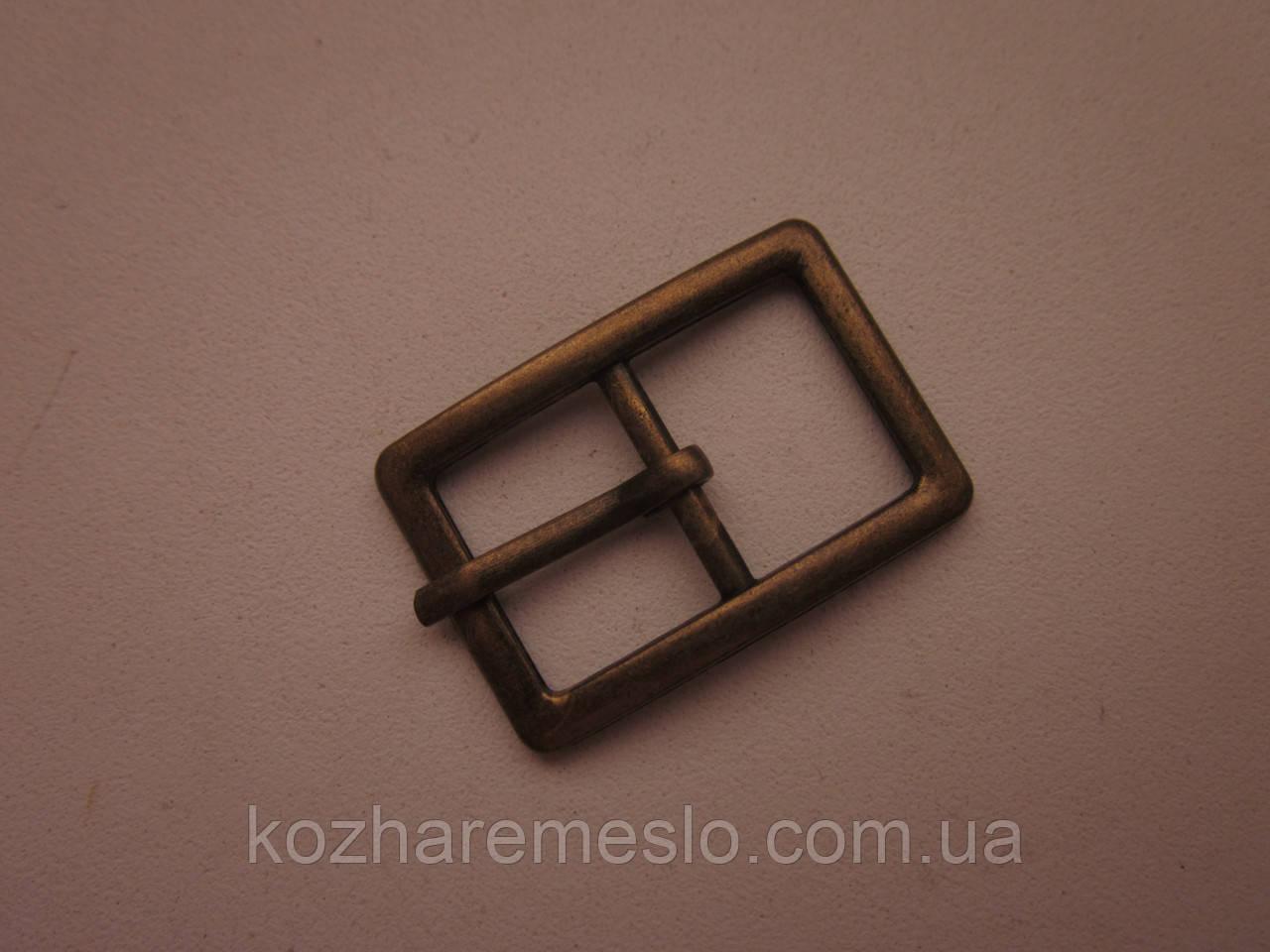 Пряжка 15.3 мм антик