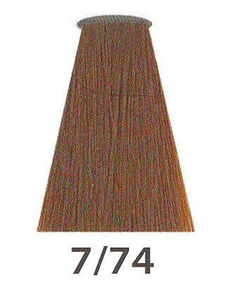 Краска 7/74 Очень Светлый Палисандр  90 мл