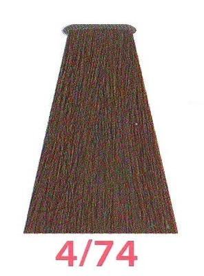 Краска 4/74 Темный Палисандр 60 мл
