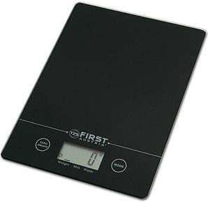 Весы электронные кухонные 5кг First FA-6400