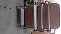 Стол производственный* Легион Стил СППДП 1000х400х850/1350 б/бЭт(30)