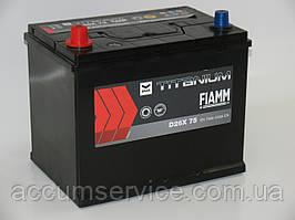 Акумулятор FIAMM black TITANIUM D26X 75