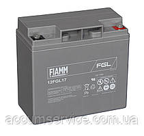 Акумулятор FIAMM 12FGL17 - 12V 17Ah