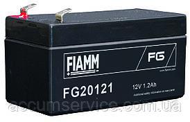 Акумулятор FIAMM FG 20121A - 12V 1.2Ah