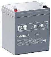 Акумулятор FIAMM 12FGHL22 - 12V 5Ah