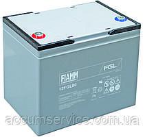 Акумулятор FIAMM 12FGL80 - 12V 80Ah