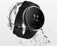 Фитнес часы для бега и не только  A98 черные Пыле-влаго защита IP67