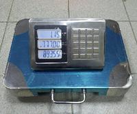 Весы товарные Олимп R1+S (320х420 мм, 200 кг), с радиоканалом