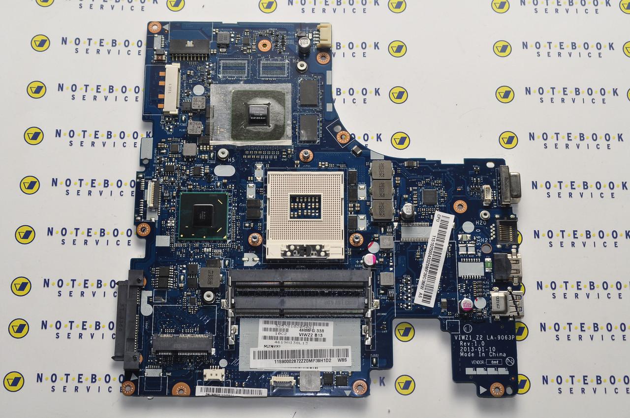 Материнская плата Lenovo Z500 (viwz1_z2 la-9063p / Intel / GeForce GT740M) - notebook-service в Одессе
