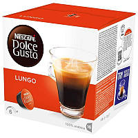 NESCAFE Dolce Gusto Lungo 16 шт 112 г