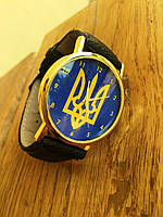 Часы мужские наручные с гербом Украины патриотические Украина символика