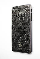 Чехол накладка на iPhone 6 Plus\iPhone 6S Plus черный Polo Club Santa&Barbara