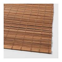 """ИКЕА """"ТОГА"""" Салфетка под прибор, естественный, бамбук, 35x45 см"""