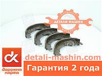 Колодки тормозные ЗАЗ 1102 задние (компл 4 шт) (ДК) 1102-3502090