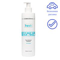 Натуральный очиститель для всех типов кожи Christina Fresh Pure & Natural Cleanser