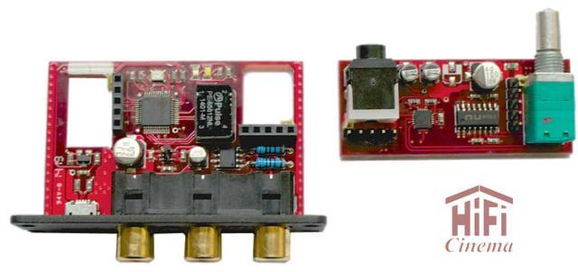 UDAC3 NuForce цифро аналоговый преобразователь звука ЦАП