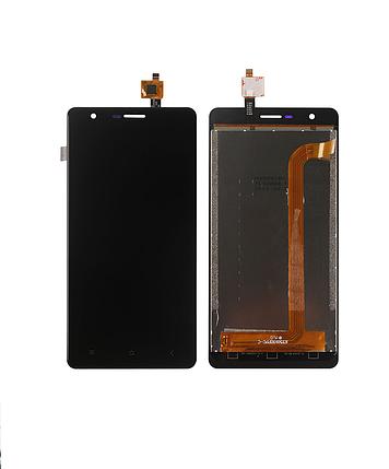 Дисплей + сенсор для Oukitel K4000 Black, фото 2