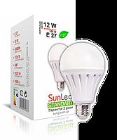 "LED лампа ""SunLed"" Е27 Standart 12Вт (аналог 100Вт)"