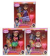 Кукла с аксессуарами и набором для рукоделия, A289