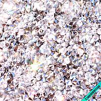 Дизайны из страз на силиконе, декор для одежды Крошка (цвет: Crystal)