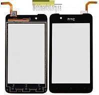 Сенсорний екран для мобільного телефону HTC Desire 210 Dual Sim originalчорногокольору