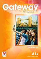 Учебник Gateway 2nd edition A1+ Student's Book Pack