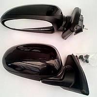 Автомобильные боковые зеркала черные глянцевые на Ваз 2104 - 2105, 2107