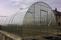 Арочная теплица (Алюминиевый Каркас) Размер: 4 х 4.1 х 2.5 м