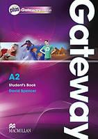 Учебник Gateway A2 Student's Book with Gateway Online