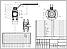 Кран шаровый нержавеющий межфланцевый AISI304  Ру16, фото 3
