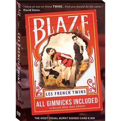 BLAZE by Tony & Jordan (Les French TWINS)
