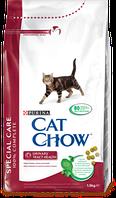 Cat Chow Special Care Urinary Tract Health - корм для профилактики мочекаменной болезни у кошек