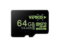 Карта памяти MicroSDHC 32Gb class 10 Verico