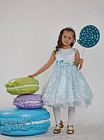 Пышное платье для девочки  2107\23