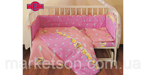 Комплект в детскую кроватку., фото 2