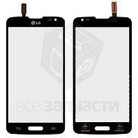 Сенсор LG D405 Optimus L90, D415 Optimus L90 Black (high copy)