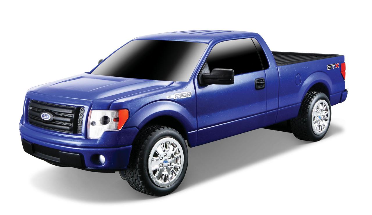 "Машинка іграшкова на р/к ""Ford F-150 STX"", масштаб 1:24"