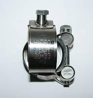 Хомут 30-33 W4 силовой нержавеющий HYDRO TECH