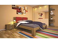 """Кровать деревянная в спальню """"Мальвина 6"""""""