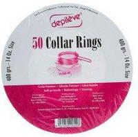 Бумажные кольца, 50X400гр - DEPILEVE COLLAR RINGS