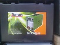 Сварочный инвертор Герой Mini 280 L (с чемоданом)