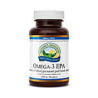 ОМЕГА-3 (НАТУРАЛЬНЫЙ РЫБИЙ ЖИР) OMEGA 3 EPA бад НСП.