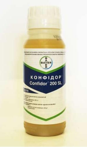 Конфидор 500 мл инсектицид, Bayer