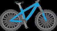 Прокат велосипеда на 2 часа ( будние дени)