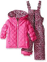 Раздельный демисезонный комбинезон Pink Platinum(США) для девочки 12мес