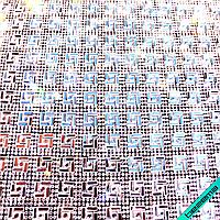 Дизайни з страз на силіконі, декор для одягу Орнамент, фото 1