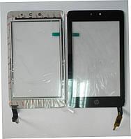 Тачскрин планшета HP Slate 7  TTDR070025-FPC4.0 Black в НАЛИЧИИ